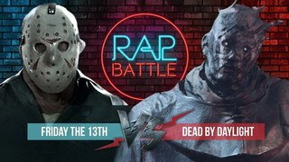 Рэп Баттл - Friday the 13th: The Game vs. Dead by Daylight (Реванш)