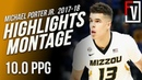 Michael Porter Jr. Missouri Freshmen Season Highlights Montage 2017-18 | 10.0 PPG, Future Superstar!