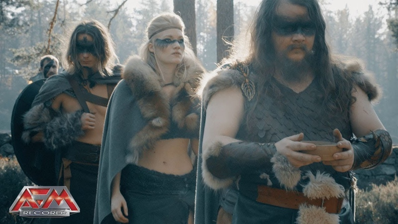 BROTHERS OF METAL - Yggdrasil (2018) Official Music Video AFM Records