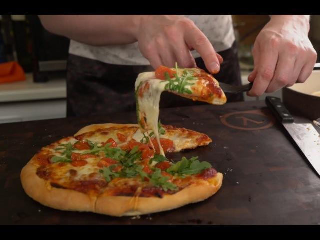 Рецепт классической пиццы как я люблю.