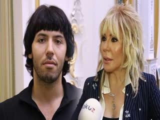 Азербайджанская певица Бриллиант: Тогда мой сын не сможет спать со своей женой. Азербайджан Azerbaycan БАКУ BAKU BAKI Карабах HD