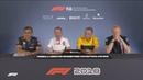 F1 2018: Гран-При Германии, пресс-конференция руководителей команд