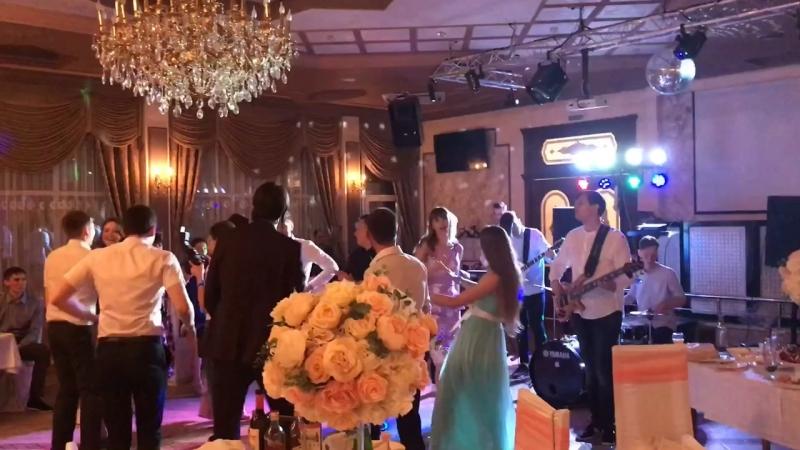 Кавер-группа Энерджайз! Свадьба 26 мая! Донская роща!