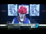 DREAM.8 - Marius Zaromskis cosplay as Akuma/Gouki from Street Fighter (HIGH QUALITY)
