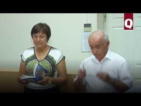 Презентация антологии современной крымскотатарской литературы «Мир освещают стихи»