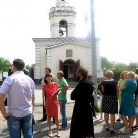 15-летие со дня канонизации старца Павла в Таганроге
