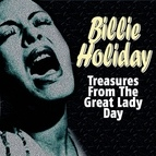 Billie Holiday альбом Treasures From The Great Lady Day