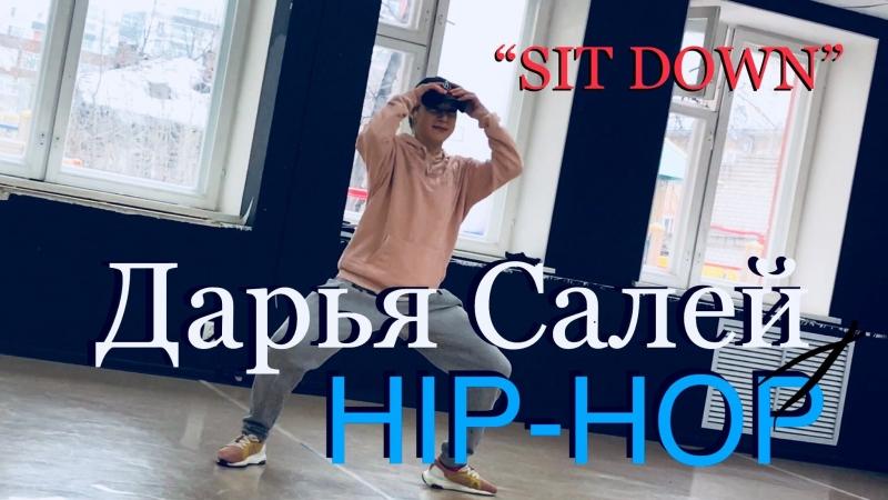 МК Дарья Салей Sit Down FREAK DANCE STUDIO СОЛО