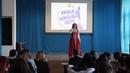 Виктория на конкурсе ''Краса школы 2019'' Творческий номер (Небо славян)
