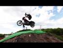 Мото-фристайл на Harley-Davidson