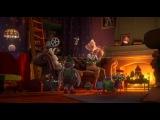 «Кот Гром и заколдованный дом» (2013): Русский трейлер / http://www.kinopoisk.ru/film/751952/