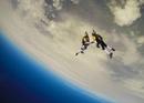 High altitude acrobatic skydiving FULL RUN - Red Bull Skycombo