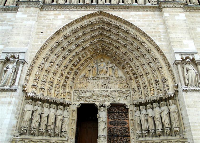 3nqRmaY2e5I Нотр-Дам де Пари или Собор Парижской Богоматери.