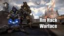 Демонстрация RM Hack Warface