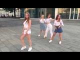 Blackpink-DDU-DU DDU-DU (dance cover by MS-13 with Maryna&ampJuliet)