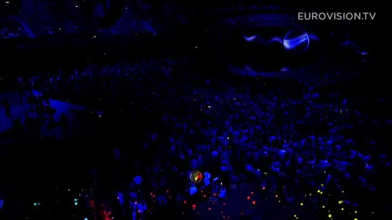 Loïc Nottet - Rhythm Inside (Belgium) - LIVE at Eurovision 2015- Semi-Final 1.mp4
