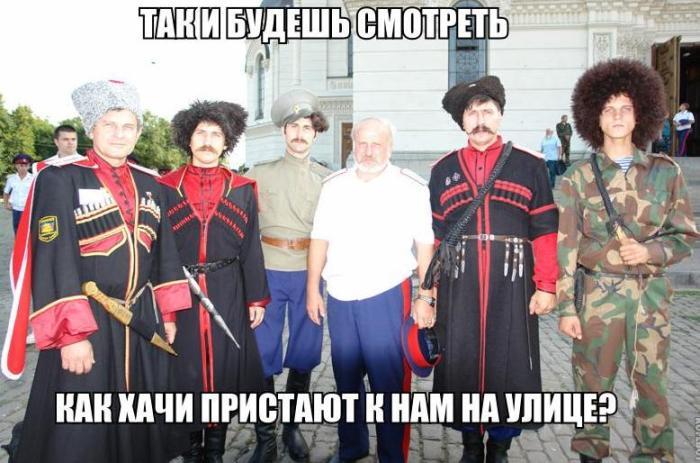 """Две народные дружины """"для охраны порядка на мирных собраниях"""" созданы в Крыму - Цензор.НЕТ 4511"""