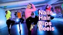 Nails Hair Hips Heels Todrick Dance Video Jasmine Meakin @megajam choreography