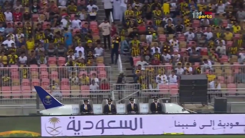 Saudi football is simply the most surprising scene you'll see around For the first time i