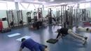 силовая тренировка волейболистов
