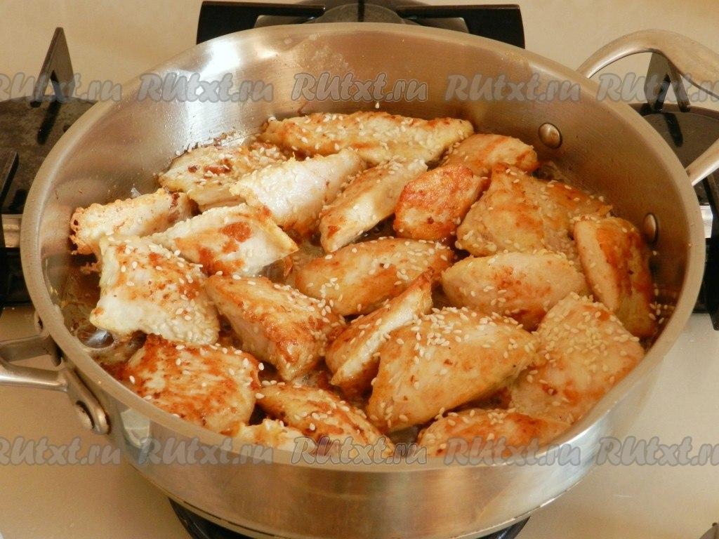 Филе индейки жареное на сковороде рецепт