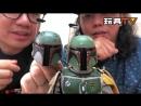 [ToysTV Ch] Hot Toys MMS464: Star Wars Episode V The Empire Strikes Back - Boba Fett (deluxe) 1/6