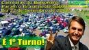 CARREATA DO BOLSONARO NESTE SÁBADO DIA 22 EM TODO BRASIL PARTE 01