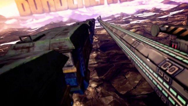 Яркий момент Borderlands 2 Залетай на стрим бро! Поезд!! Смешной момент