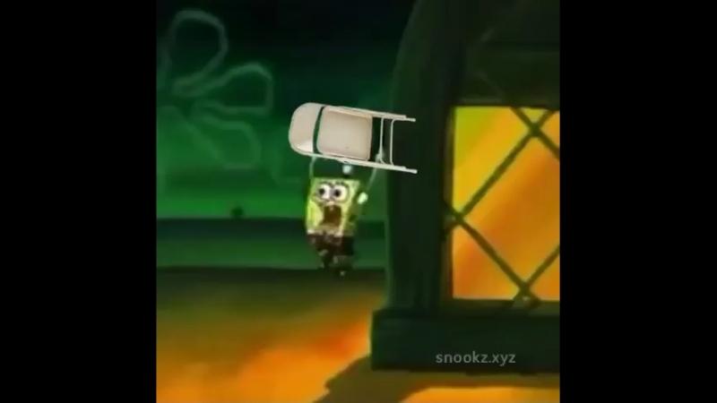 Sponge bob mood