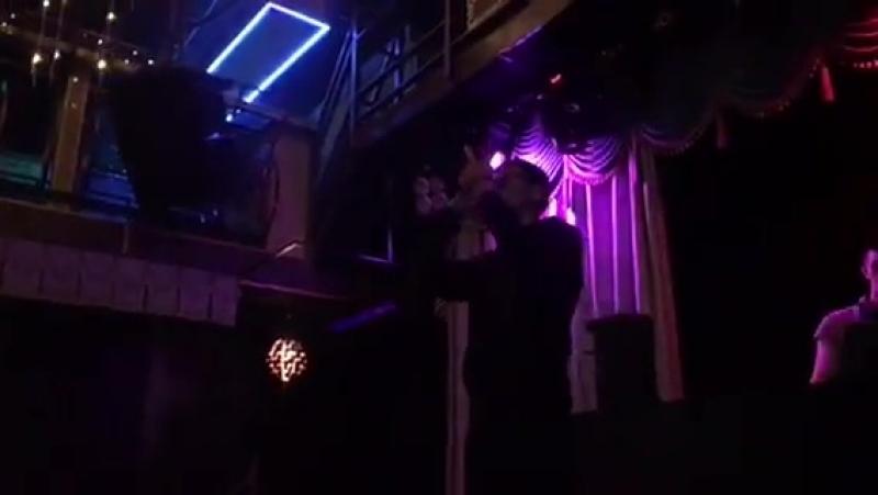 Moss feat. Alexandra - Хей Аът Бедик Болзун (Live)