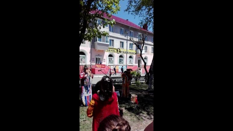 Эквадорцы на Ленинской