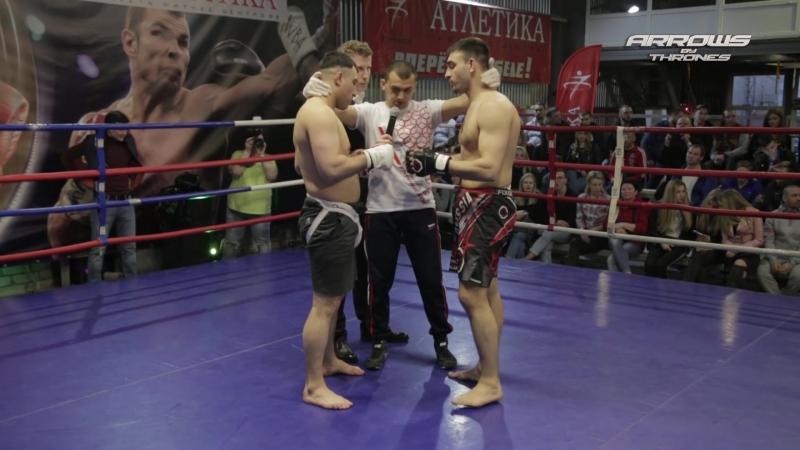Денис Лобиков против Давид Серпухов