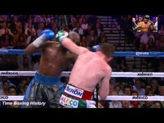 Всемирный Бокс.Флойд Мейвезер vs Сауль Альварес.Лучшие моменты боя.Эпизод 7