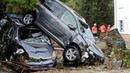 На юге Франции начали большую уборку после наводнения века