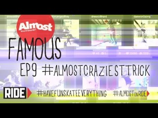 Chris Haslam and Craziest Trick Contest - Almost Famous Ep. 9