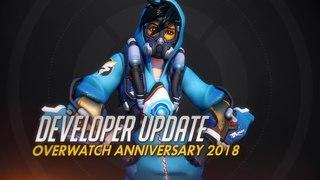 Developer Update | Overwatch Anniversary 2018 | Overwatch