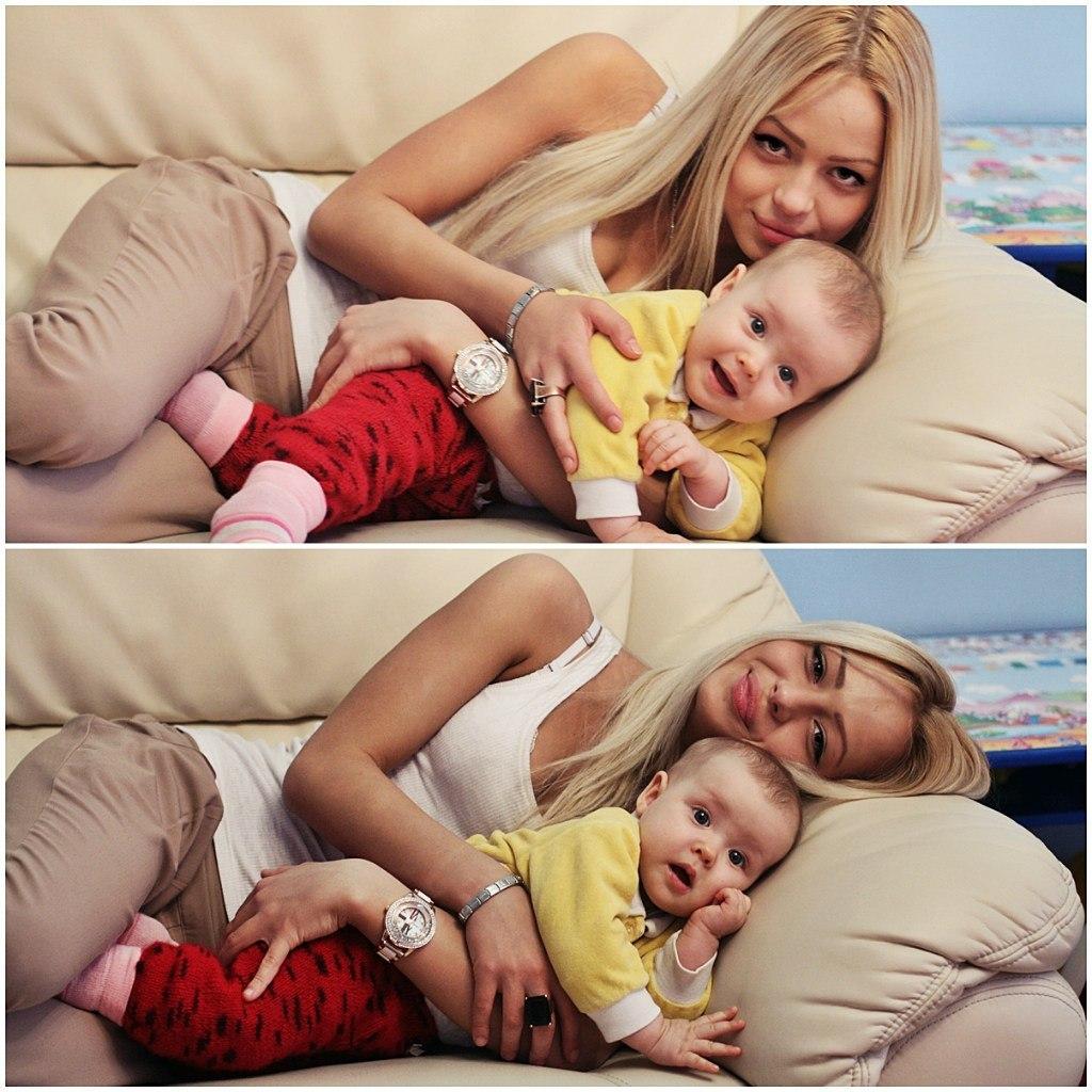 Супер мамочка с сыном 6 фотография