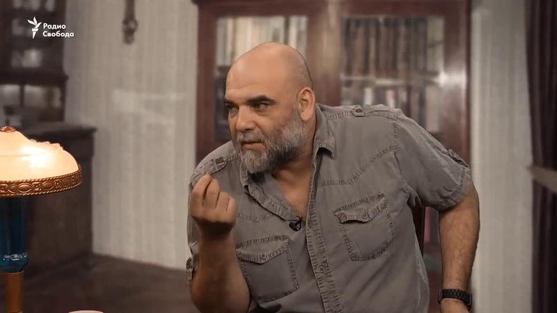 Орхан Джемаль о начале войны на Донбасе