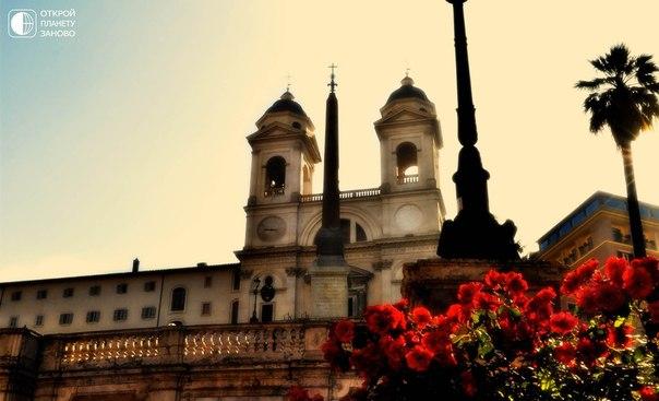 Площадь Испании (пьяцца-ди-Спанья; итал. Piazza di Spagna) — площадь в центре Рима