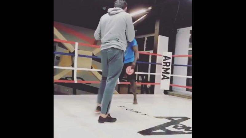 2 дня до боя Зелима Имадаева (7-0) на турнире FIGHT NIGHTS 85. Осталось пять килограмм DFDFteamзавешивания ммабойfn85