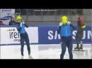 МЕДАЛЬНЫЙ ДОЖДЬ РОССИЯН! КАНАДЕЦ ХАМЕЛИН-ПЕРВЫЙ! ВИКТОР АН-ВТОРОЙВЛАДИМИР ГРИГОРЬЕВ-ТРЕТИЙ!!2013/2014 Short Track World Cup3 Men's 1000m Final A