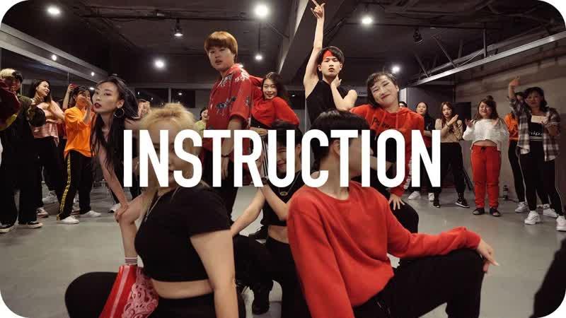 1Million dance studio Instruction - Jax Jones (ft. Demi Lovato Stefflon Don) / Hyojin Choi Choreography
