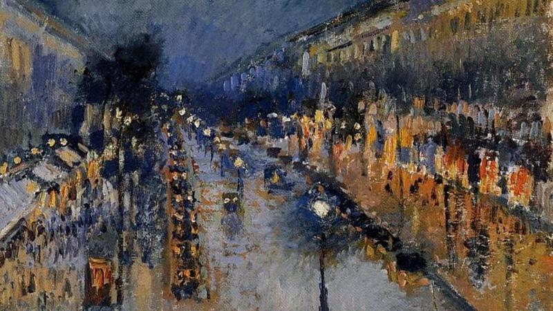 Французские импрессионисты. Часть VI