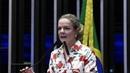 Gleisi: Bolsonaro vai empurrar o país à pobreza