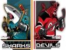 San Jose Sharks vs New Jersey Devils