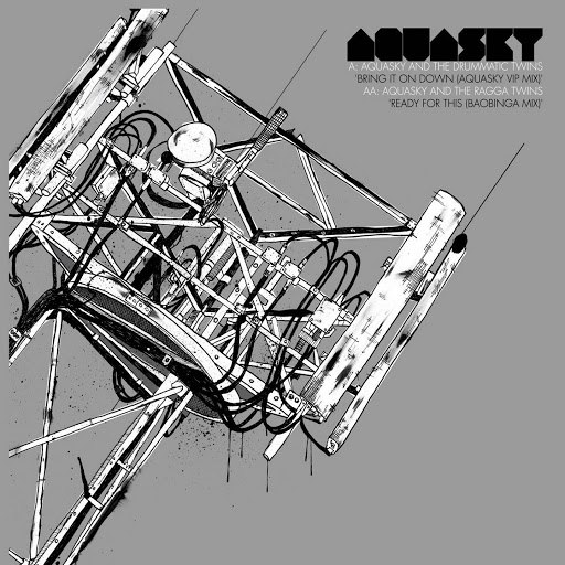 Aquasky альбом Bring It on Down / Ready for This