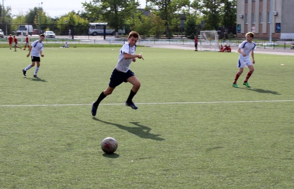 футбол, дети