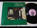 Nick Drake – Five Leaves Left (Full Album) Very Rare 1st Ever UK Issue `Black Block Logo` £1000