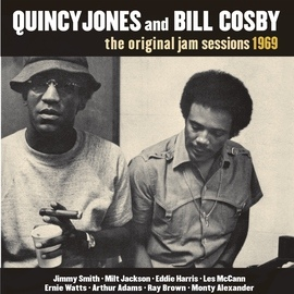 Quincy Jones альбом The Original Jam Sessions 1969