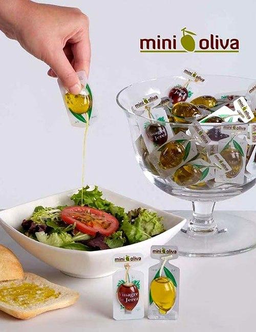 Оливковое масло «Мини-Олива»